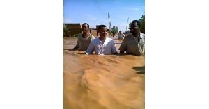 قتلى ومشردين بفيضانات في السودان