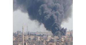 قصف روسي استهدف محافظة إدلب