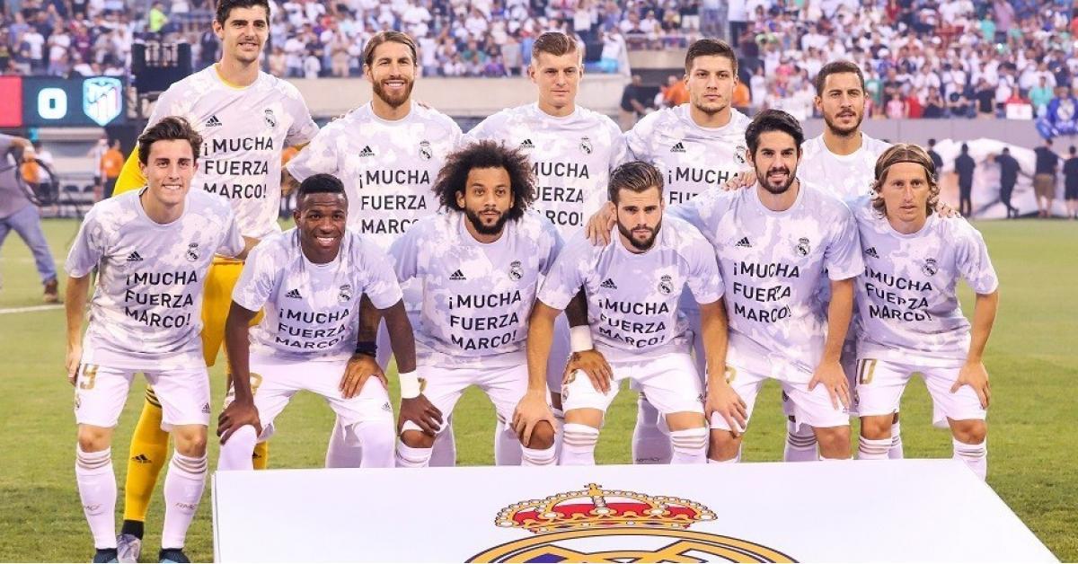 ريال مدريد امام سلتا فيجو في بداية المشوار