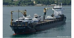 خطف 8 بحارة على متن سفينة ألمانية قبالة الكاميرون