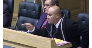 """الحباشنة يحذر وزير الداخلية من """"كراجات الكرك"""""""