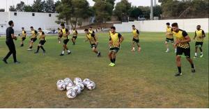 منتخب كرة القدم يستأنف تدريباته استعداداً لتصفيات كأس العالم