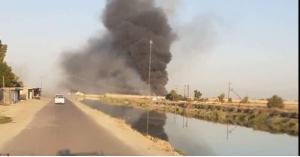 العراق.. انفجار في مخزن للأسلحة تابع للحشد الشعبي
