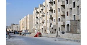 إنشاء تجمعات سكنية لذوي الدخول المتدنية والمتوسطة
