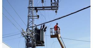 فصل التيار الكهربائي عن مناطق بالكرك