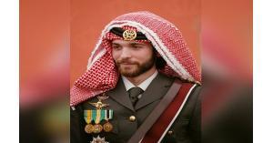 الأمير هاشم يحضر افتتاح مسجد في الشيشان