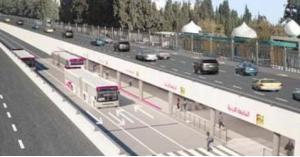 تحويلات جديدة بسبب الباص السريع