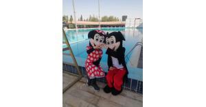 مدينة الأمير محمد للشباب تنتصر لسيدات السباحة