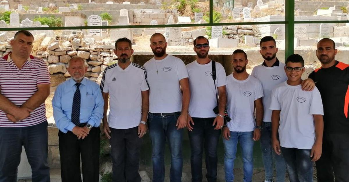 حملة لحماية مقبرة الرحمة الإسلامية في القدس