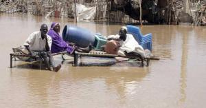 ارتفاع حصيلة ضحايا الأمطار والسيول في السودان إلى 62 شخصاً