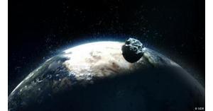 موعد ضرب الكويكب العملاق للأرض