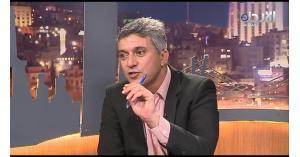 نقيب الصحفيين: لا قرار بتوقيف الزميل فارس حباشنة حتى اللحظة