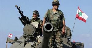 الجيش اللبناني يطلق النار على طائرتي استطلاع إسرائيليتين