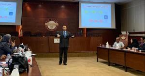 المنظمات غير الحكومية تعقد ورشة حول دمج اهداف التنمية المستدامة في العمل