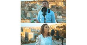 يارا جوبان وعبدالرحمن الحتو يحبسان الأنفاس بعمل فني جديد .. فيديو
