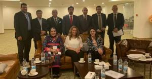 انتخاب الريموني رئيسة للاتحاد العربي لحماية الملكية الفكرية