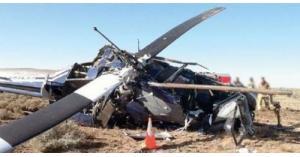 تحطم طائرة هليكوبتر في النرويج ومقتل 4 أشخاص