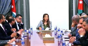 غنيمات تؤكد دور الناطقين الرسميين في تقديم المعلومة ودحض الشائعات