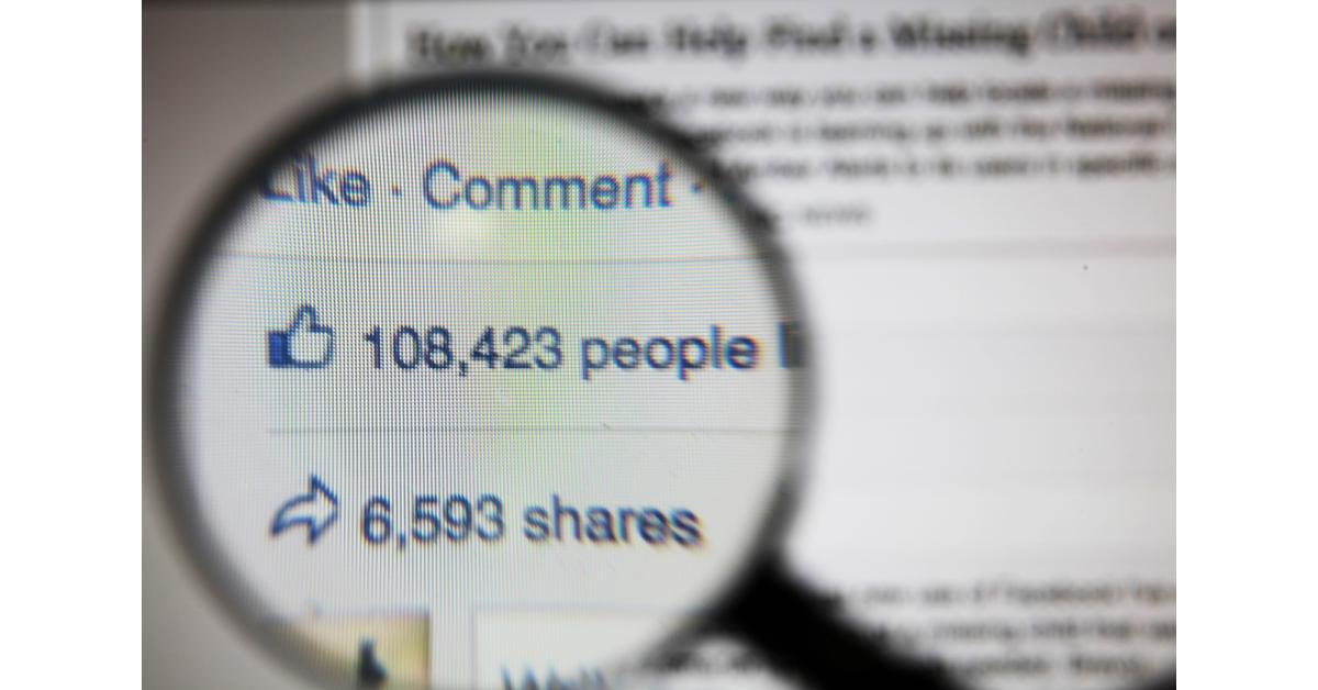 """""""فيسبوك"""" يطور خاصية إخفاء الإعجابات"""