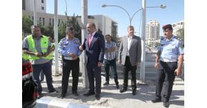 أمين عمان: أعمال الدوار الخامس ستستمر ستة أشهر
