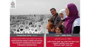 """""""ارض"""" تطلق ورقة تطلعات متعلقة باللاجئين في حالة انعدام الأمن"""