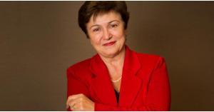 """البلغاريّة """"جورجيفا"""" لرئاسة لصندوق النقد الدولي"""