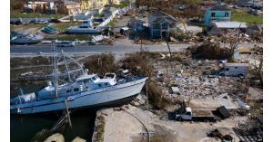 """""""الصحة العالمية"""" ترجح ارتفاع عدد الضحايا اعصار دوريان"""