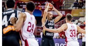 منتخب السلة يخسر امام كندا ويلتقي السنغال بكاس العالم