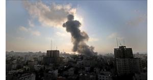 الاحتلال: طائرة مسيرة أطلقت من غزة قصفت موقعا عسكريا