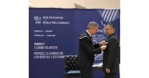 كندا.. منح وسام الملكة إليزابيث للأعمال التطوعية للأردني الدكتور محمد الشريف