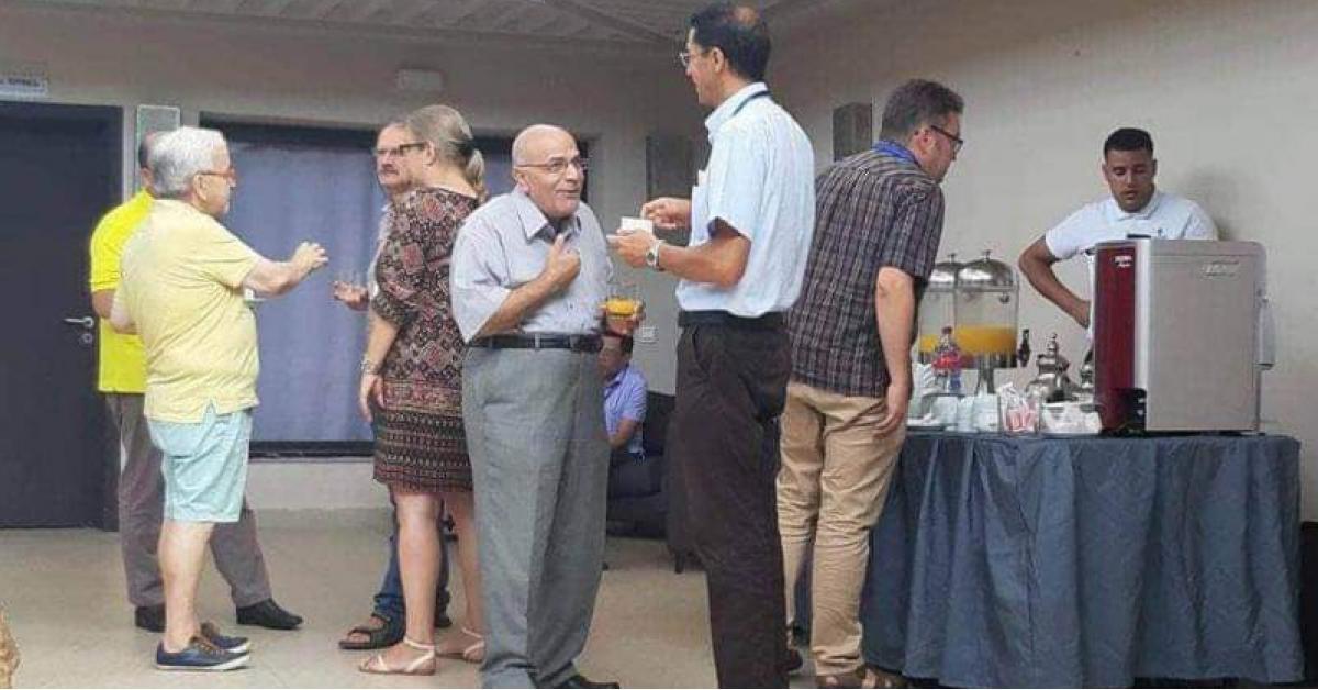 كوب عصير غامض.. وفاة عالم نووي مصري في مراكش