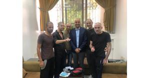 الاسد يفرج عن 5 اردنيين