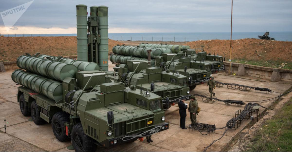 روسيا: سنزود الهند بمنظومة إس 400