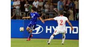 منتخب النشامى يهدر الفوز أمام الباراجواي