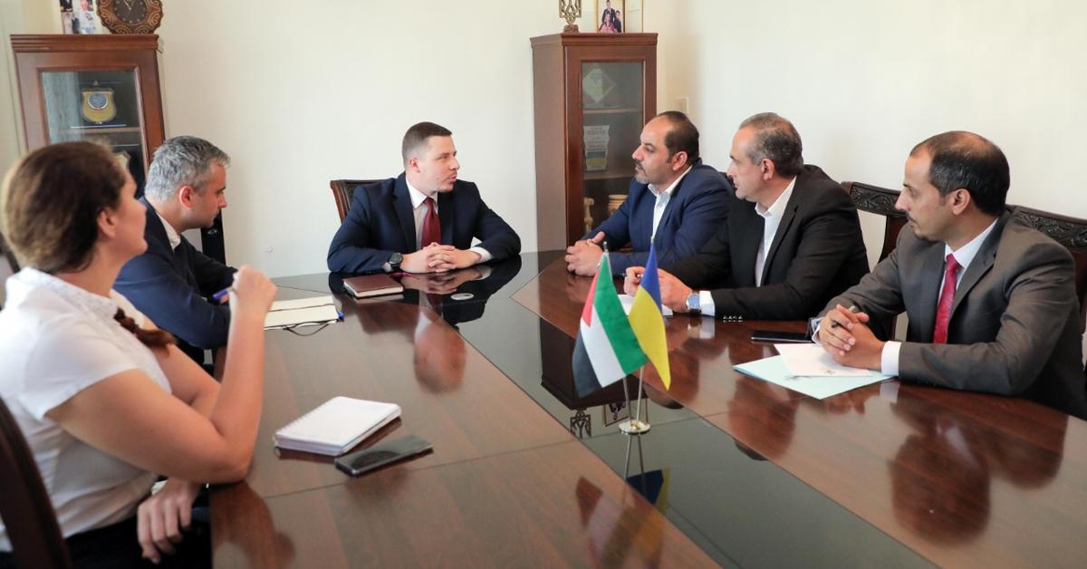 الصداقة البرلمانية الأردنية الأوكرانية تزور سفارة أوكرانيا