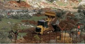 الاحتلال يشرع بتدمير وتجريف مئات الدونمات في الاغوار الشمالية