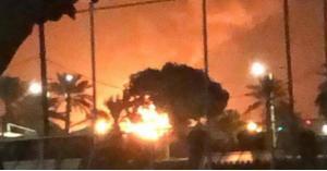 تعرض منشأتين نفطيتين بالسعودية لهجوم بالطائرات