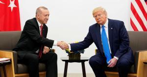اردوغان يغازل ترامب .....