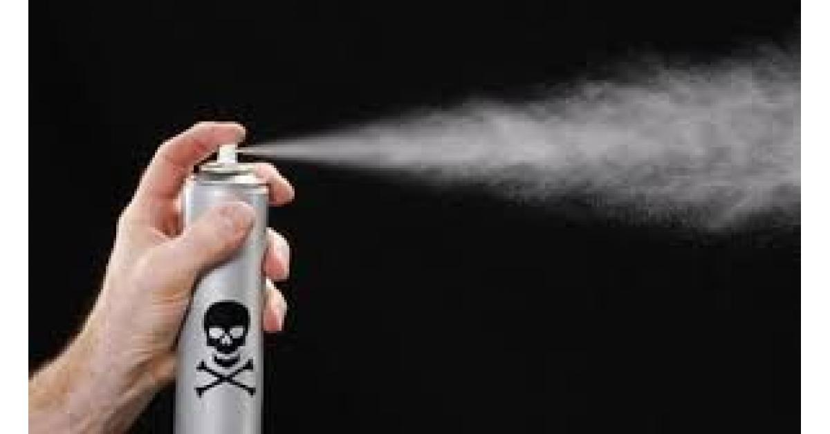 إصابة ( 43 ) شخص بضيق في التنفس نتيجة استنشاقهم مبيدات حشرية في الزرقاء