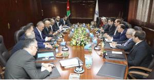 اتفاقية لإزالة عوائق التجارة بين الأردن وسوريا