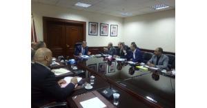 """لقاء """"ايجابي""""يجمع وزير الصحة بنقابة الممرضين"""