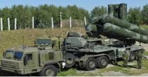 تركيا تستلم المنظومة الدفاعية ( s 400 )