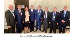 16 مليون دينار صادرات الأردن لفرنسا العام الماضي