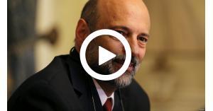 تصريحات الرزاز عن الاجتماع مع نقابة المعلمين  (فيديو)