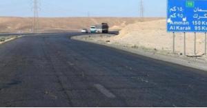 إصابةشخص إثر حادث تدهور تريلا على الصحراوي