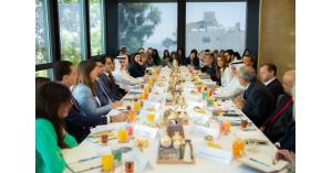 اجتماع تحضيري للمنتدى العالمي للاجئين تحت رعاية الملكة رانيا