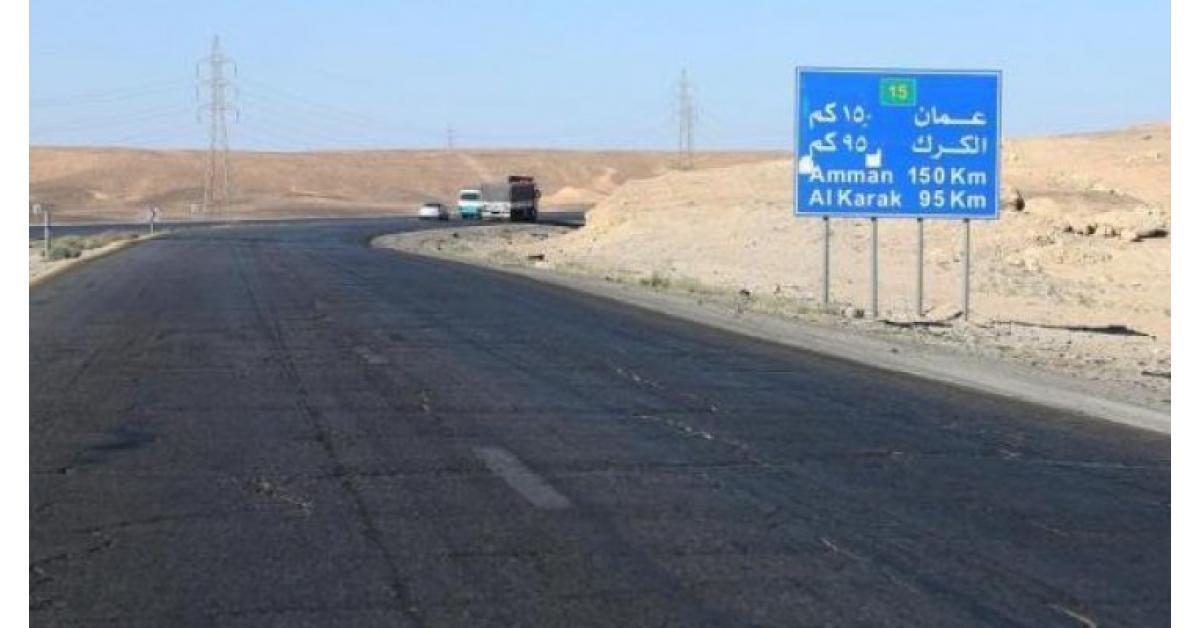 جولة تفقدية على الطريق الصحراوي الثلاثاء