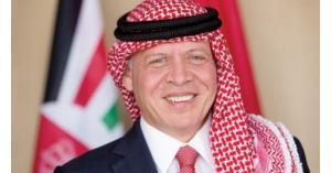 الملك يهنئ ملك السعودية بالعيد الوطني لبلاده