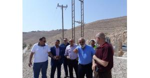 وزير المياه والري مشروع سد جديد على وادي نخيلة بطاقة ١٥ مليون م٣