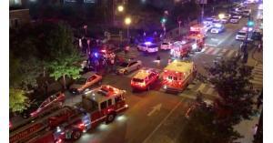 واشنطن : قتيل و 5 جرحى قرب البيت الأبيض